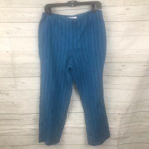 Dana Buchman Blue pants